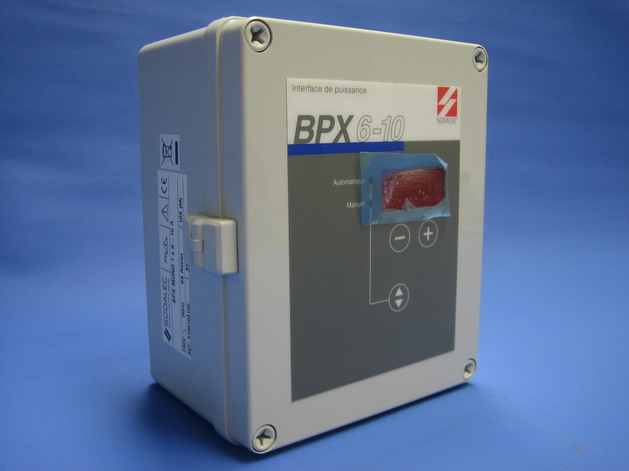 Caja BPX 20A