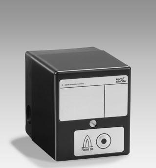 Detector de llama IFW 15