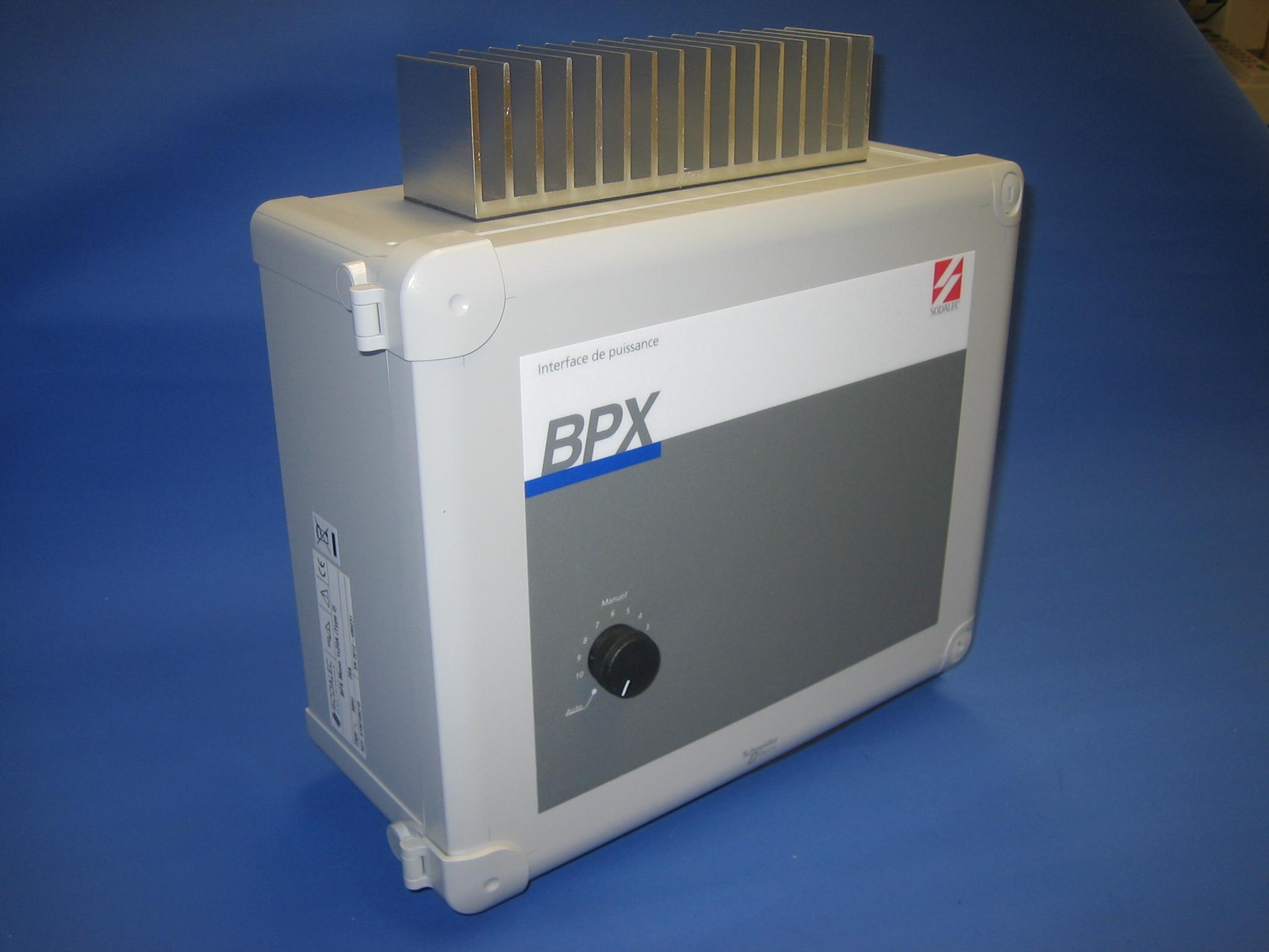 Caja BPX 10A