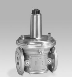 Reguladores para gas VGBF