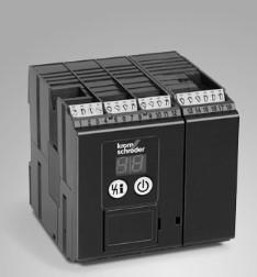 Unidad de control de quemador BCU 500