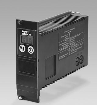 Unidad de control de quemador PFU