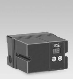 Unidad para control automático quemadores IFD 244