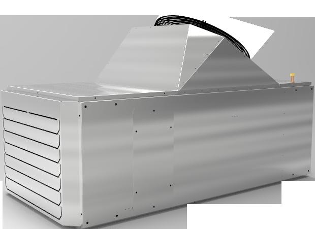 Generador de aire caliente KAFH 65/85
