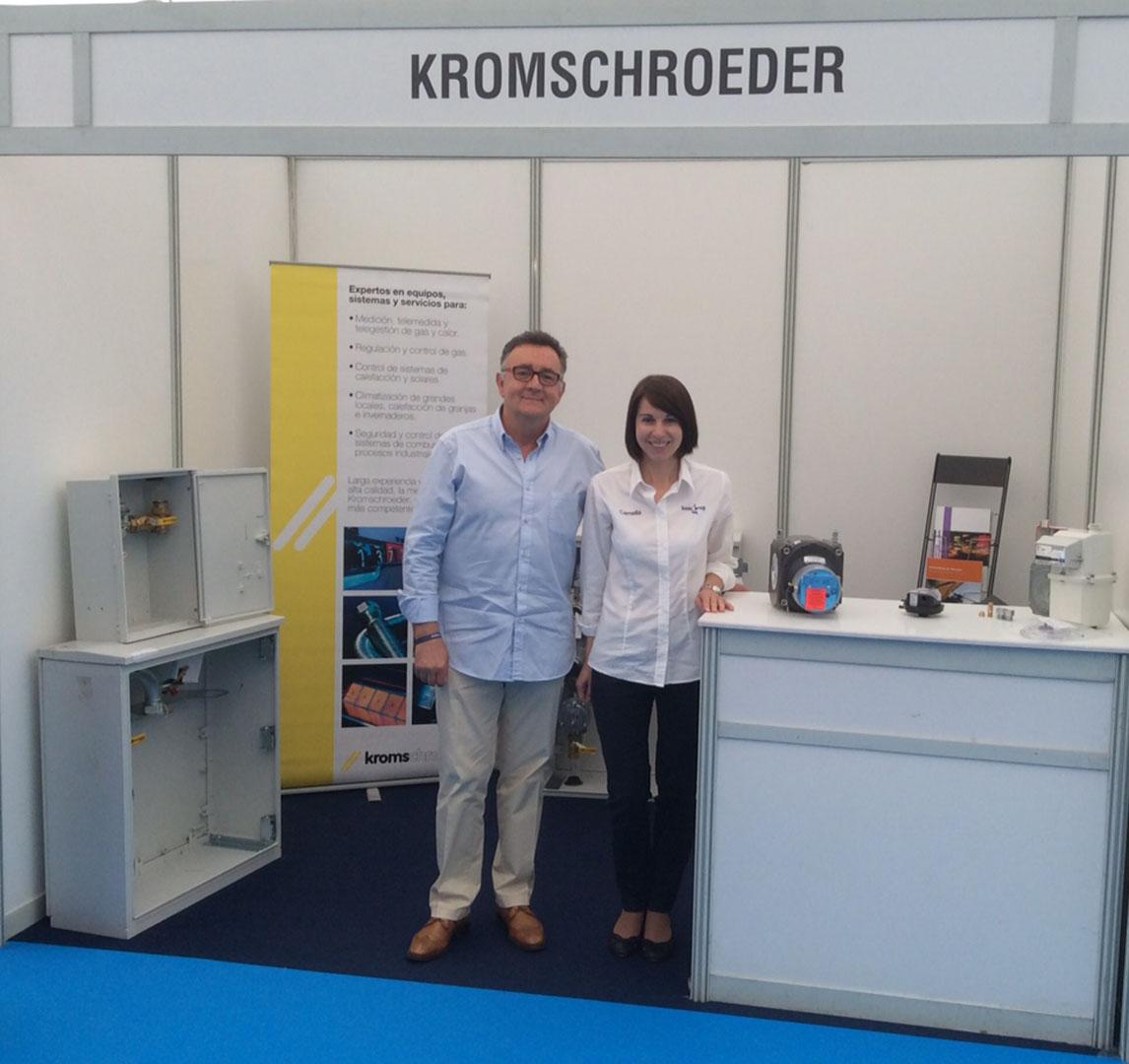 Kromschroeder en feria Bongrup 18_20.05.2016