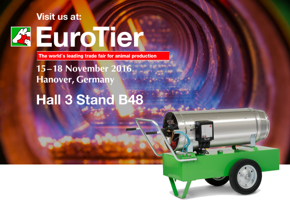 Kromschroeder is present at EUROTIER 2016