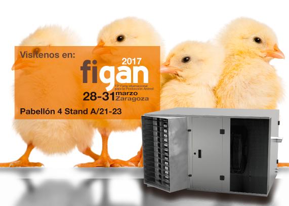 Kromschroeder - Visítenos en FIGAN 2017 que se celebrará del 28 al 31 de Marzo de 2017 en Zaragoza