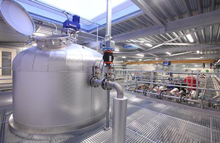 Kromschroeder - Hidrólisis térmica de lodos en continuo DMT TurboTec®
