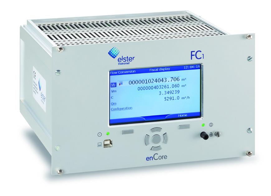 Flow Computer - enCore FC1