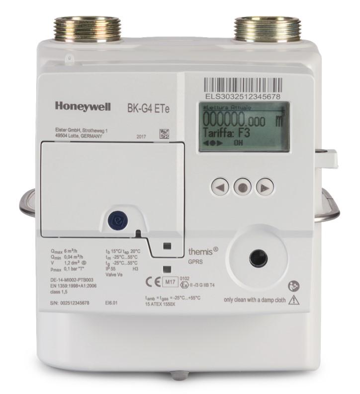 Smart Meter BK-G4 Themis Uno Honeywelll - Kromschroeder