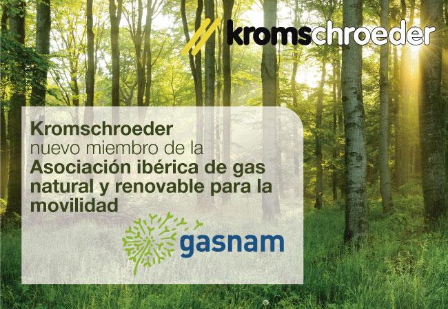 Kromschroeder socio de GASNAM